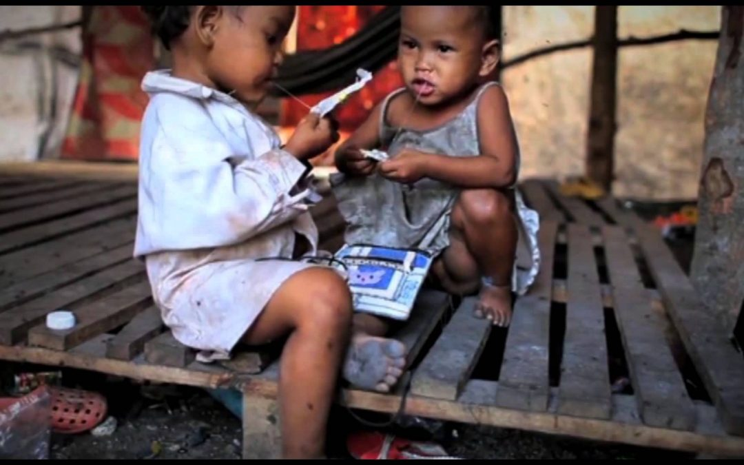 PHNOM PENH – SATURDAY MORNING SLUMMING WITH JESUS